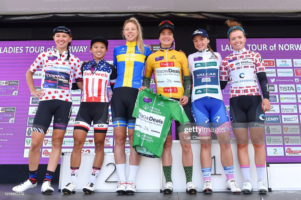4th Ladies Tour of Norway 2018 - Stage Three