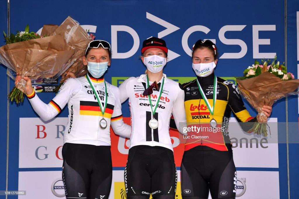 3rd Driedaagse Brugge - De Panne 2020 - Women Classic : ニュース写真