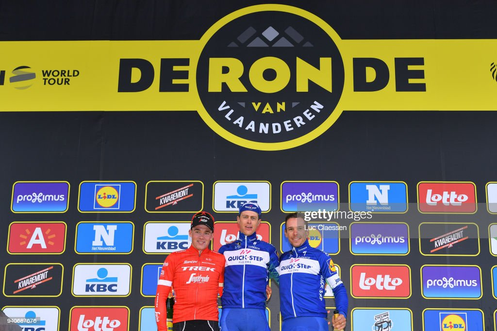 Cycling: 102nd Tour of Flanders 2018 : ニュース写真
