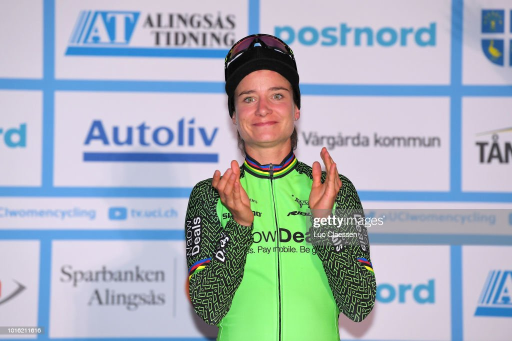 Cycling: 13rd Open de Suede Vargarda 2018 - Women RR : News Photo