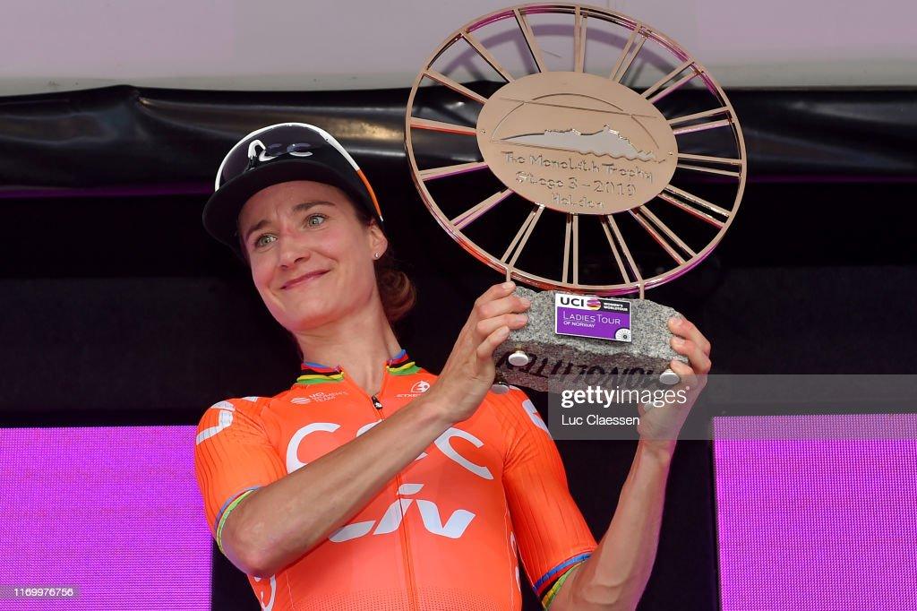 6th Ladies Tour of Norway 2019 - Stage 3 : News Photo