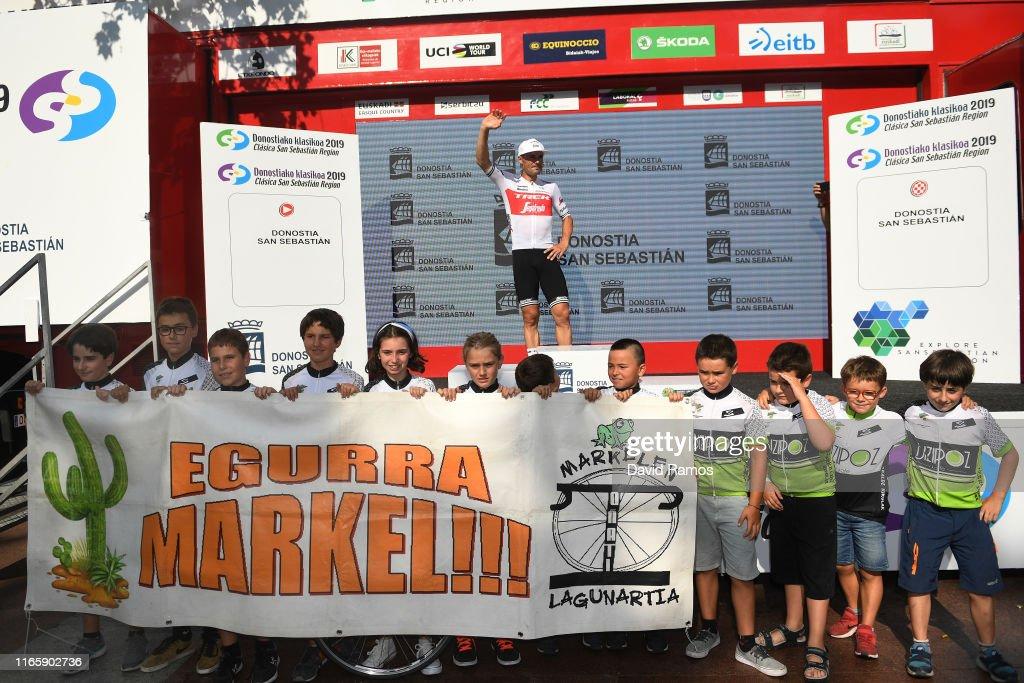 39th Clasica Ciclista San Sebastian 2019 : News Photo