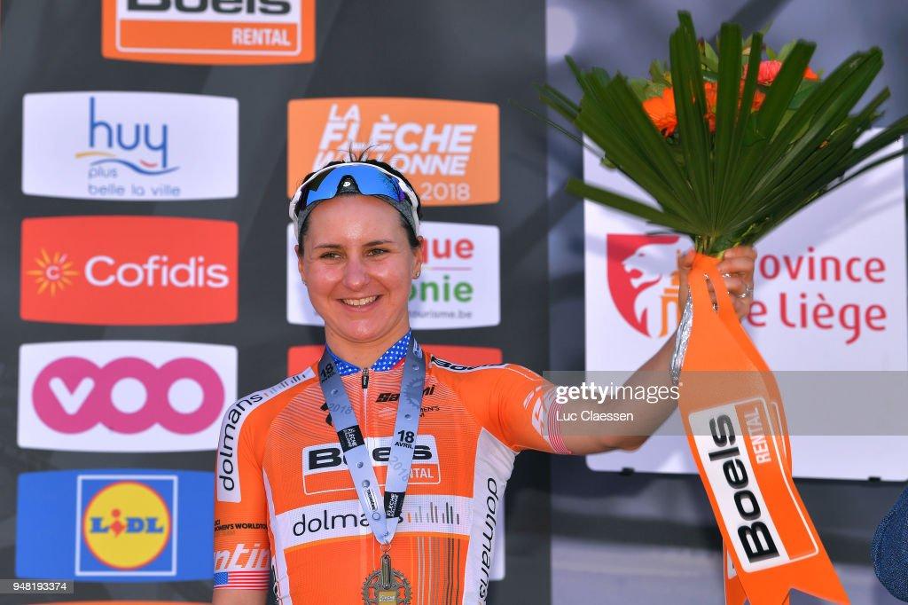 Cycling: 21st La Fleche Wallonne 2018 / Women : News Photo