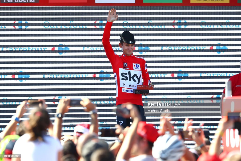 73rd Tour of Spain 2018 - Stage Two