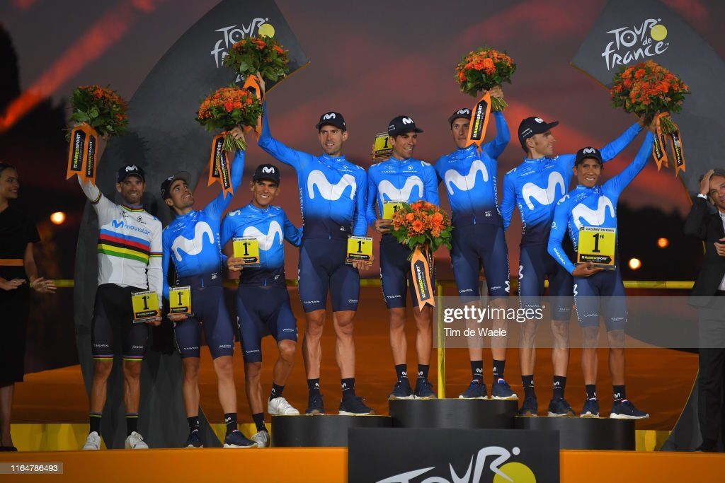 106th Tour de France 2019 - Stage 21 : Foto di attualità