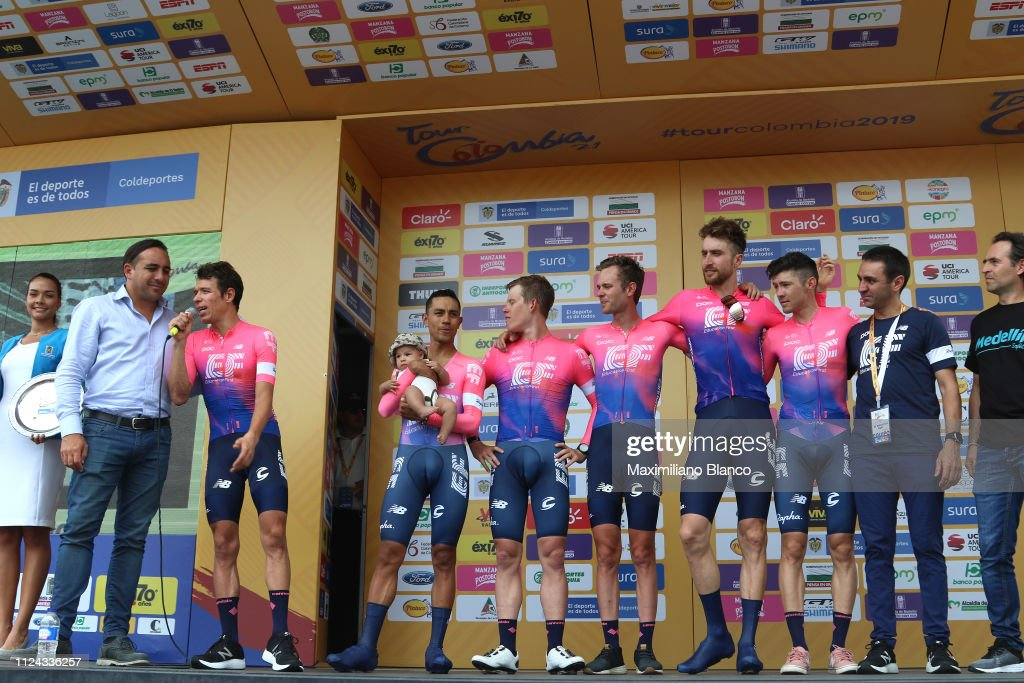 2nd Tour of Colombia 2019 - Stage One : News Photo