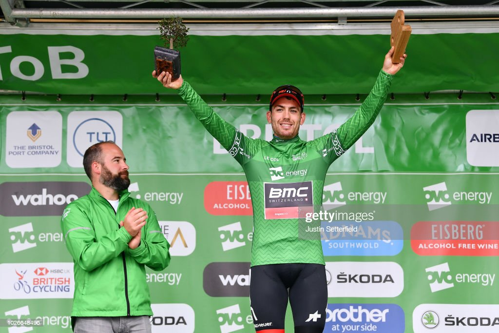 Cycling: 15th Tour of Britain 2018 / Stage 3 : ニュース写真