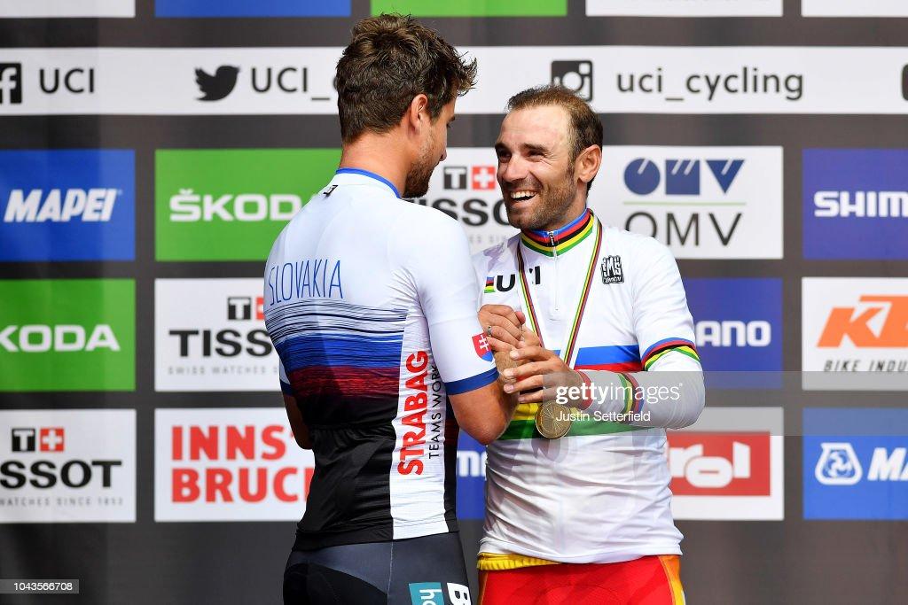 91st UCI Road World Championships 2018 - Men Elite Road Race : News Photo