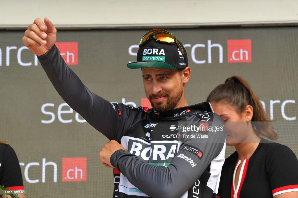 83rd Tour of Switzerland - Stage 6 : ニュース写真
