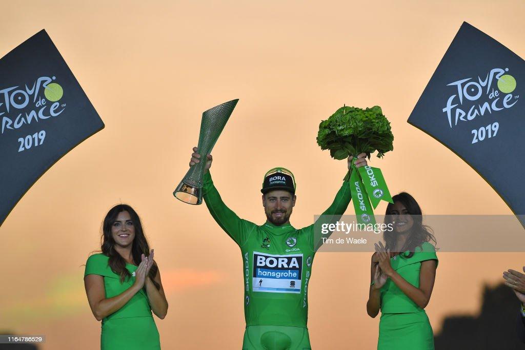 106th Tour de France 2019 - Stage 21 : News Photo