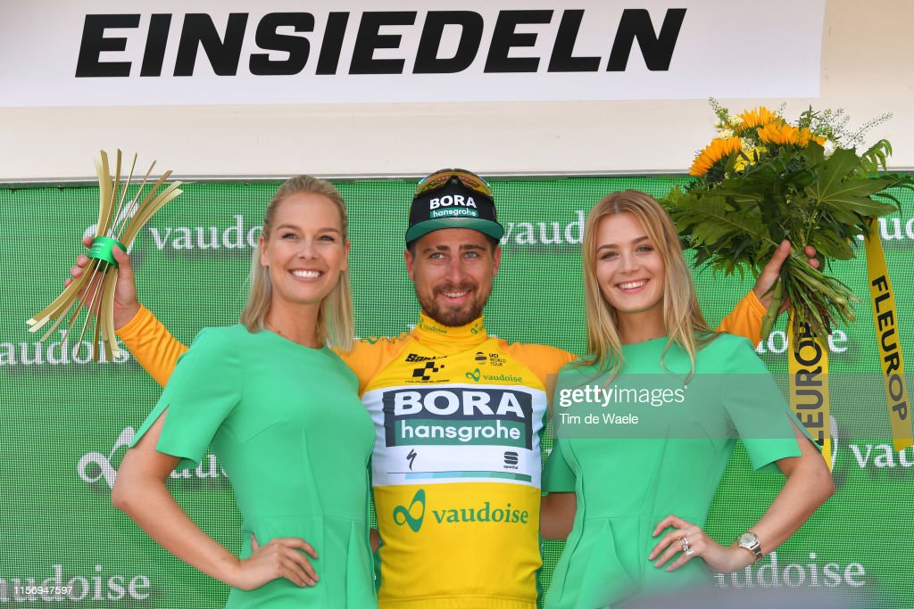 83rd Tour of Switzerland - Stage 5 : News Photo