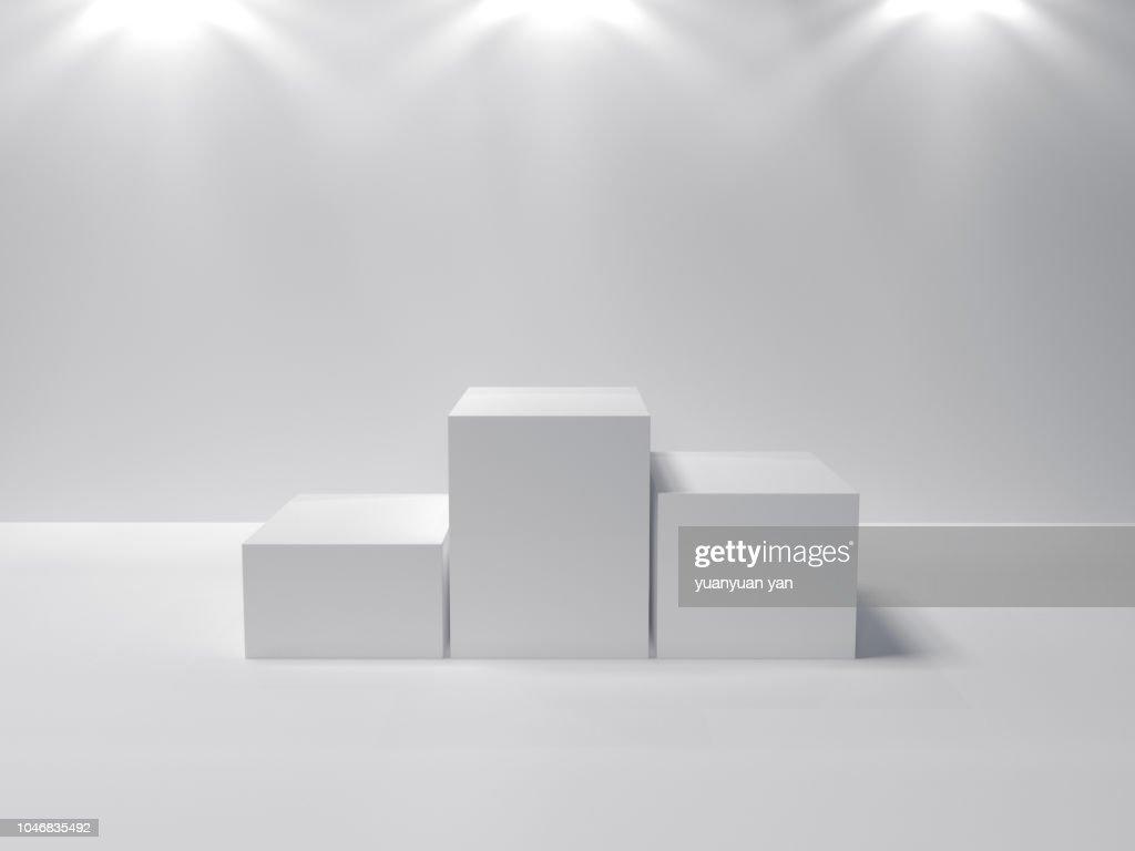 podium : Stock Photo