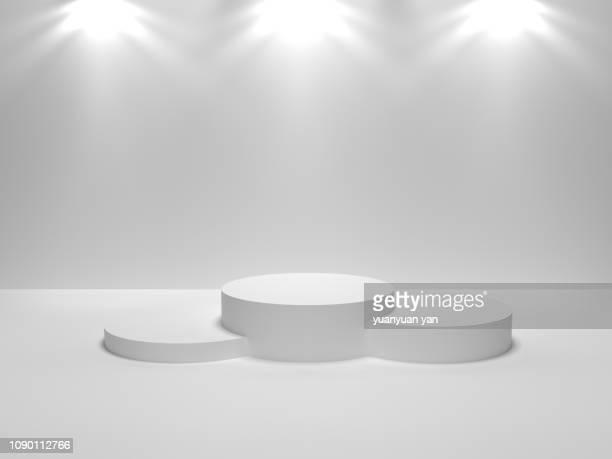 podium - award stock-fotos und bilder