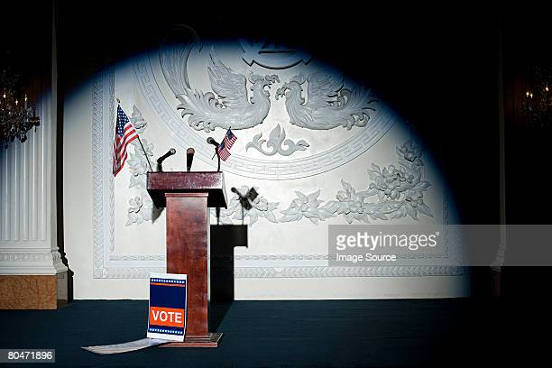 a podium - lectern stock pictures, royalty-free photos & images