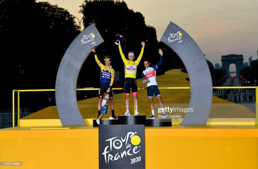 107th Tour de France 2020 - Stage 21 : News Photo