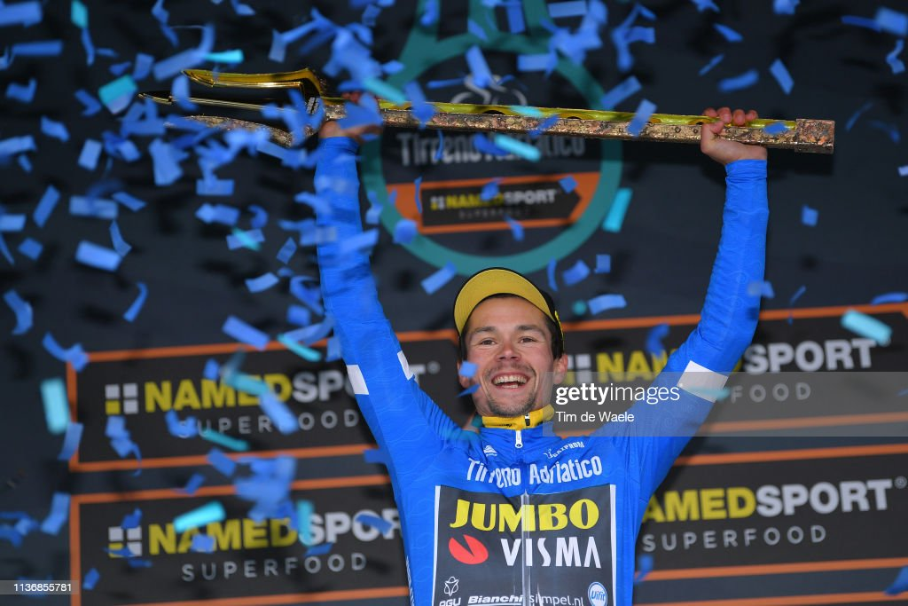 ITA: 54th Tirreno-Adriatico 2019 - Stage 7