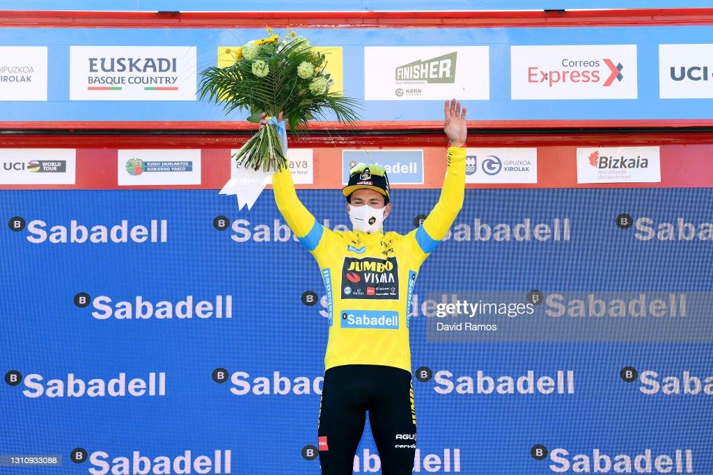 60th Itzulia-Vuelta Ciclista Pais Vasco 2021 - Stage 1 : ニュース写真