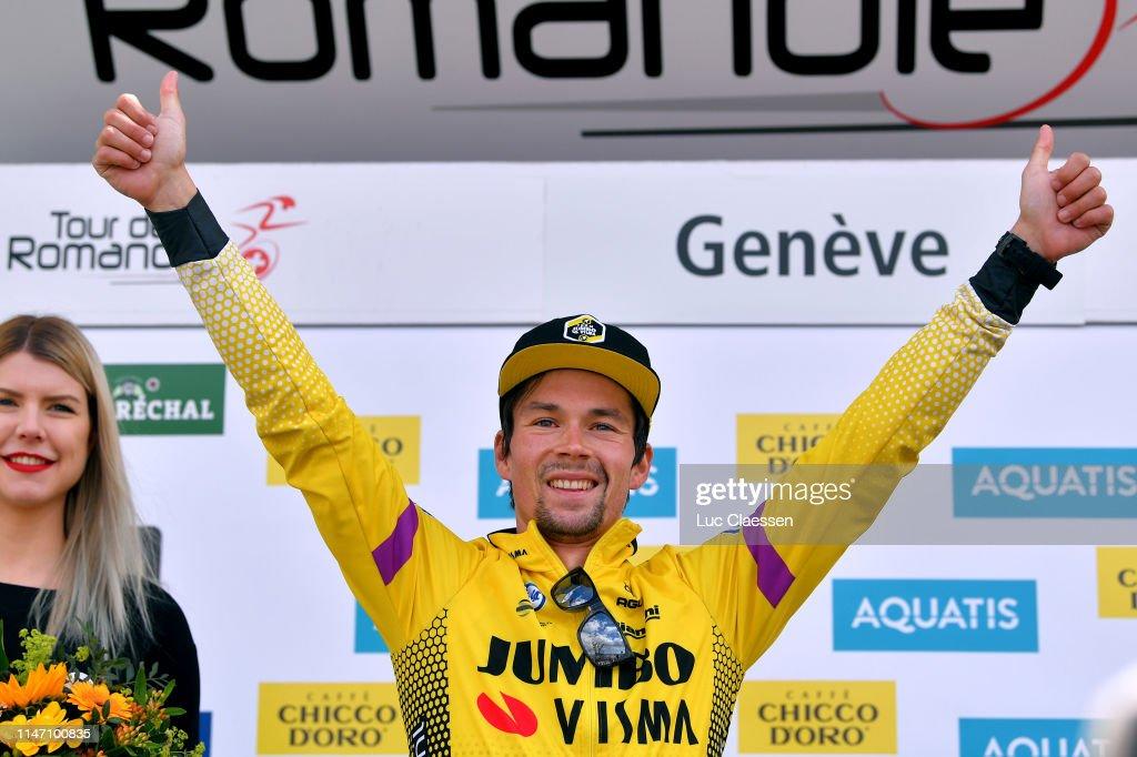 73rd Tour de Romandie 2019 - Stage 5 : News Photo