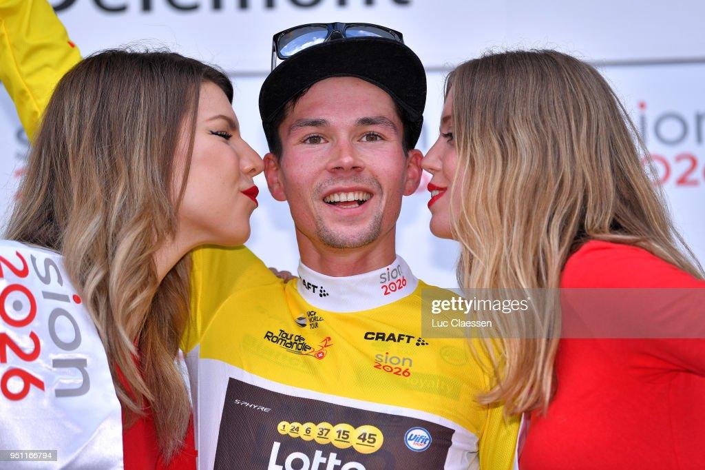 72nd Tour de Romandie 2018 - Stage One