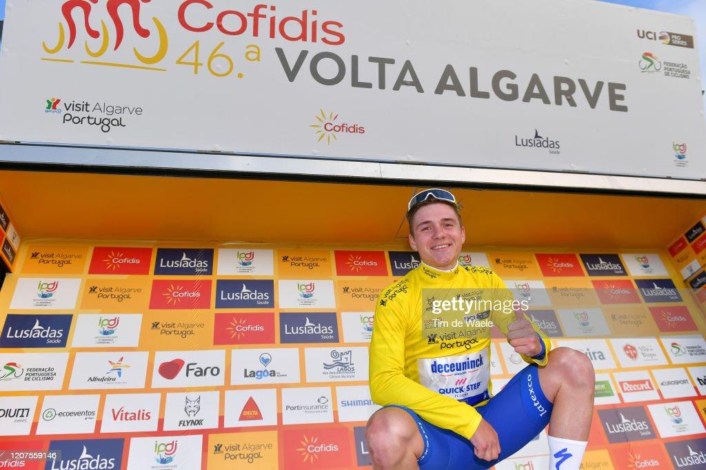 46th Volta ao Algarve 2020 - Stage 2 : Fotografía de noticias
