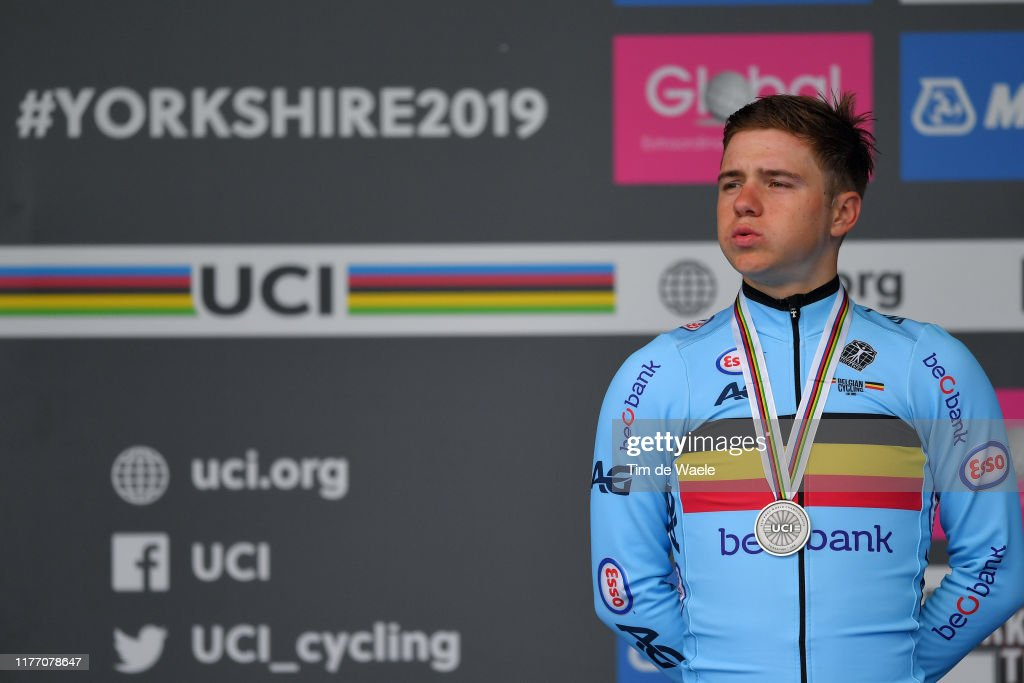 92nd UCI Road World Championships 2019 - Individual Time Trial Men Elite : News Photo