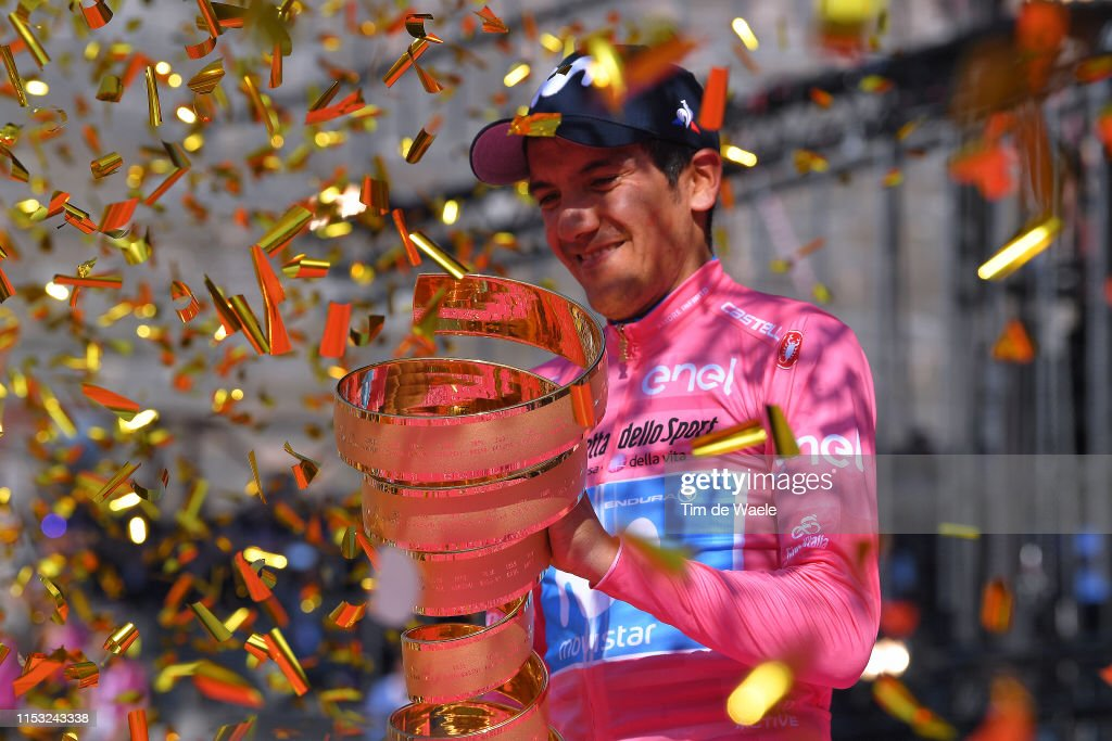 102nd Giro d'Italia 2019 - Stage 21 : News Photo