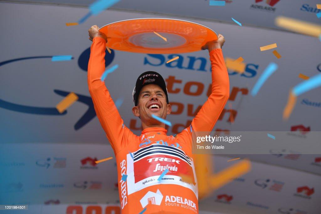 22nd Santos Tour Down Under 2020 - Stage 6 : ニュース写真