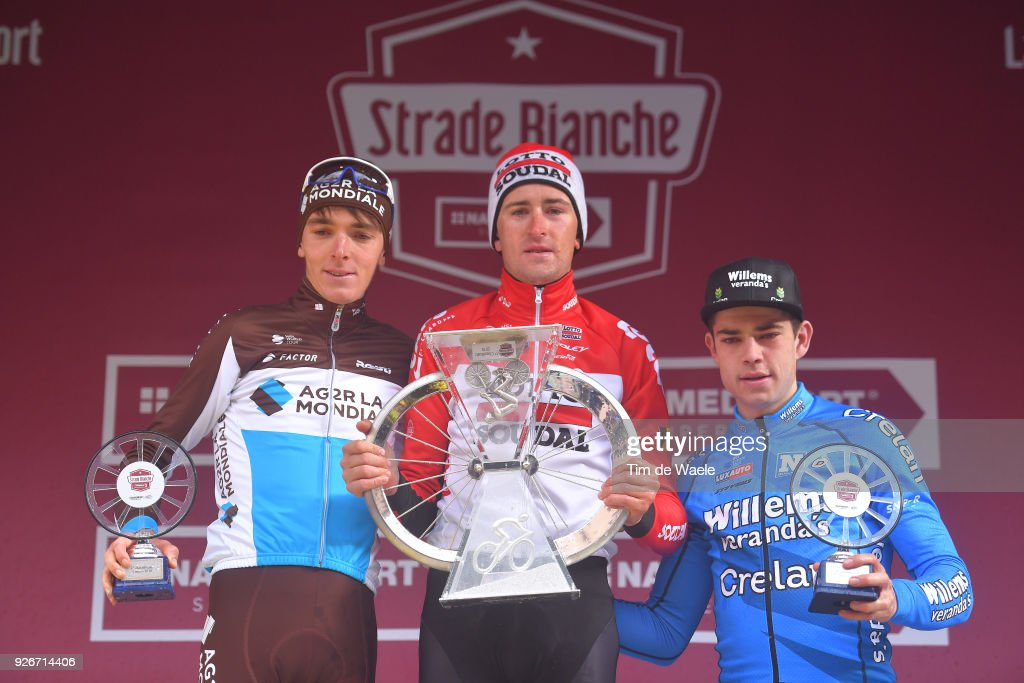 Cycling: 12th Strade Bianche 2018 / Men : ニュース写真