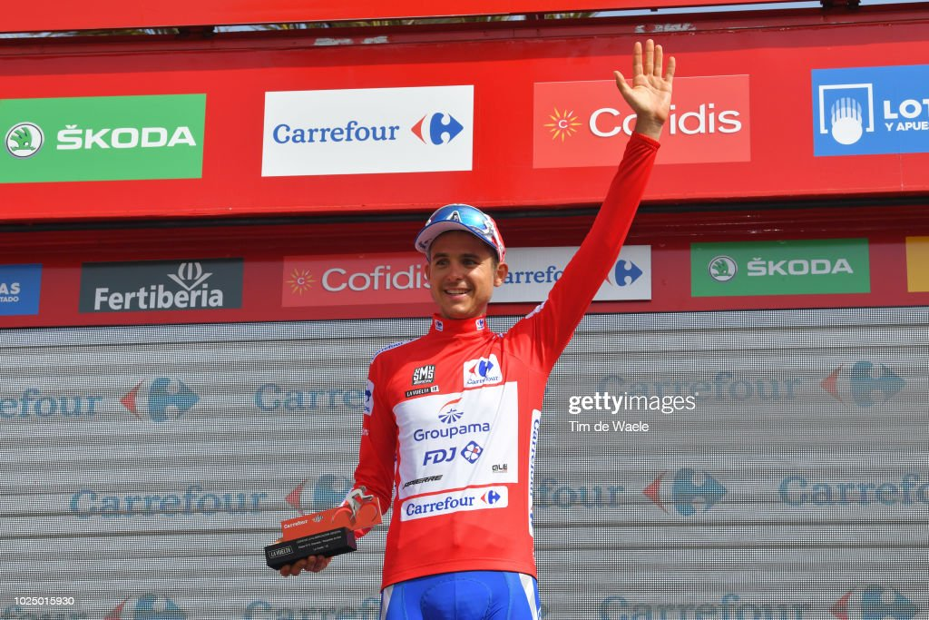 Cycling: 73rd Tour of Spain 2018 / Stage 5 : Photo d'actualité