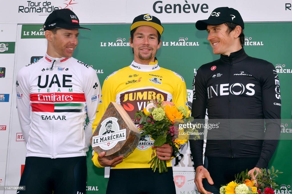 73rd Tour de Romandie 2019 - Stage 5 : ニュース写真