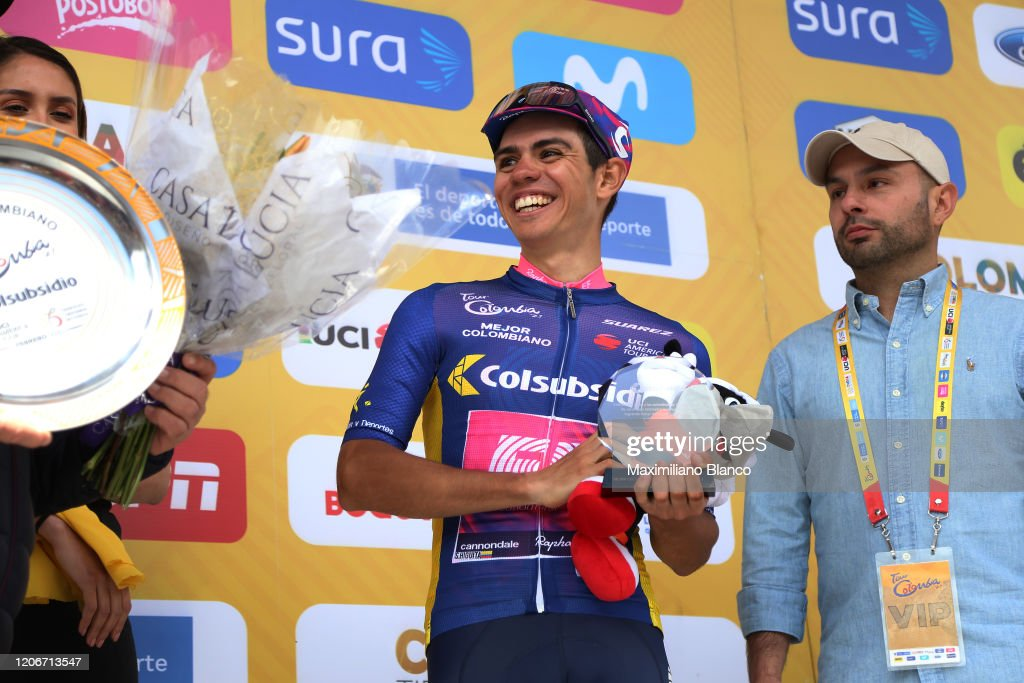 3rd Tour of Colombia 2020 – Stage 6 : ニュース写真