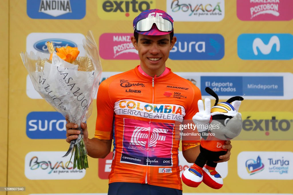 3rd Tour of Colombia 2020 – Stage 5 : ニュース写真