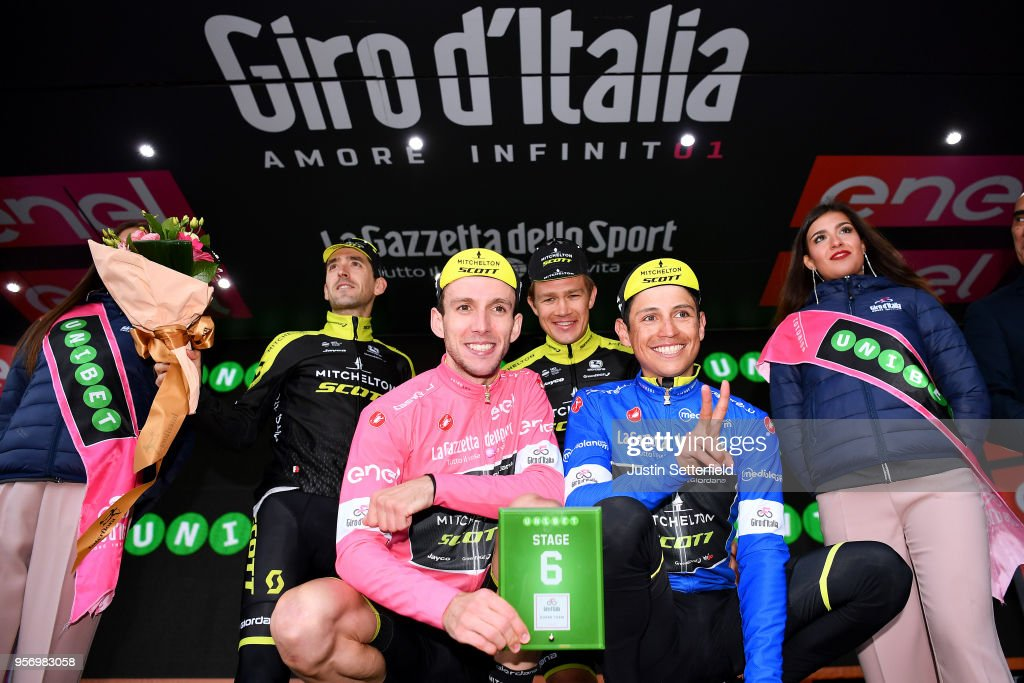 Cycling: 101th Tour of Italy 2018 / Stage 6 : ニュース写真