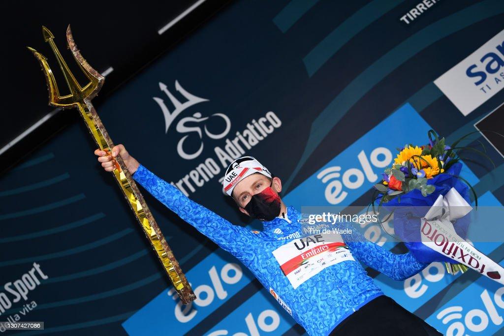 56th Tirreno-Adriatico 2021 - Stage 7 : ニュース写真