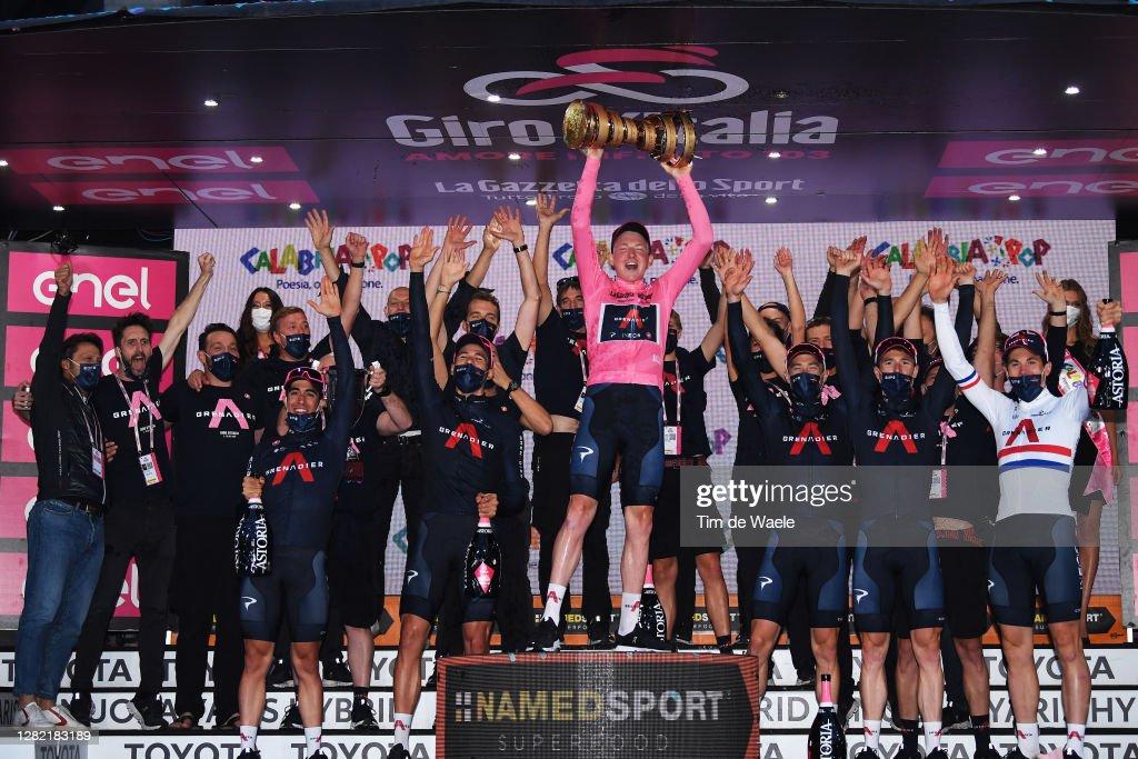 103rd Giro d'Italia 2020 - Stage Twenty One : ニュース写真