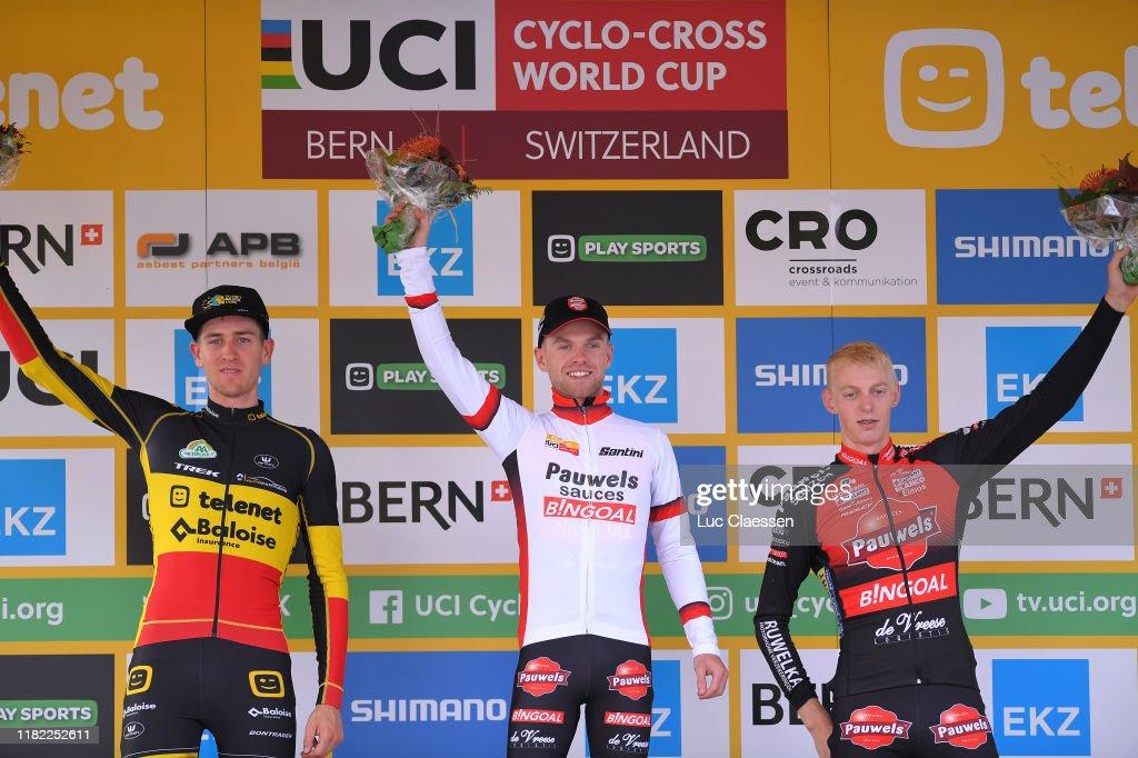 2nd Bern Cyclocross World Cup 2019 - Men Elite : ニュース写真