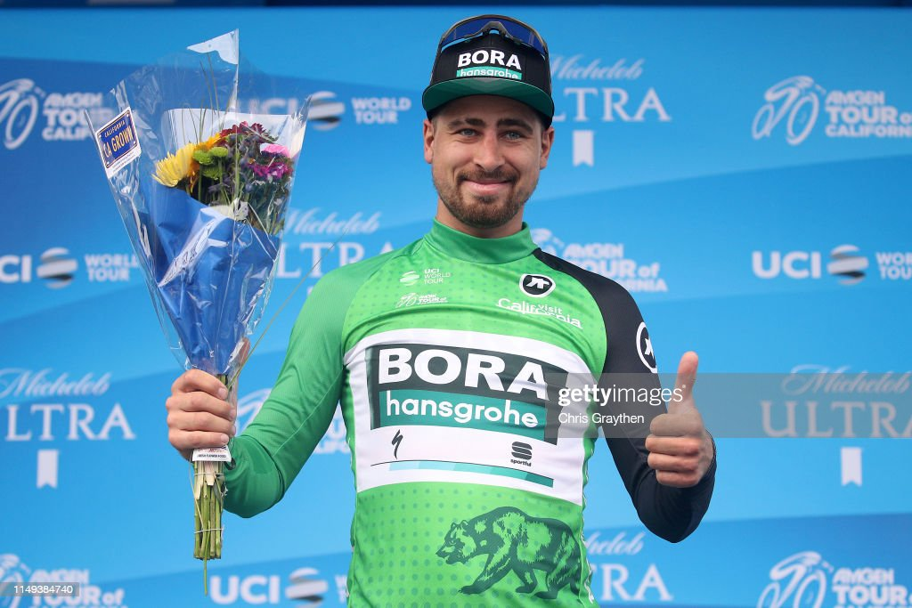 14th Amgen Tour of California 2019 - Stage 4 : News Photo