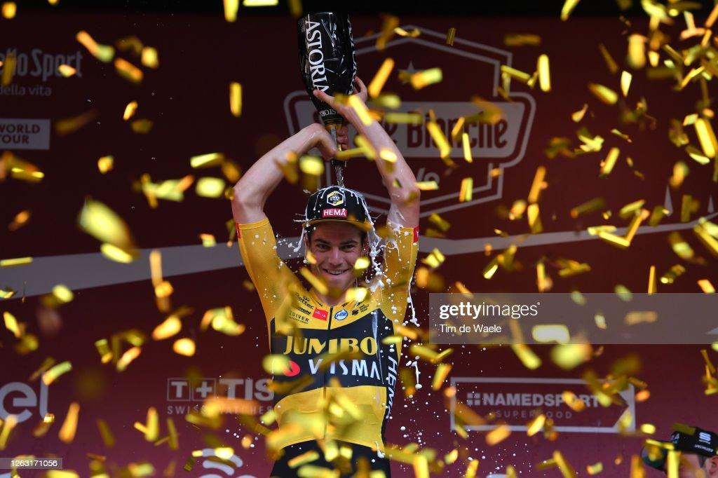 Eroica - 14th Strade Bianche 2020 - Men : ニュース写真