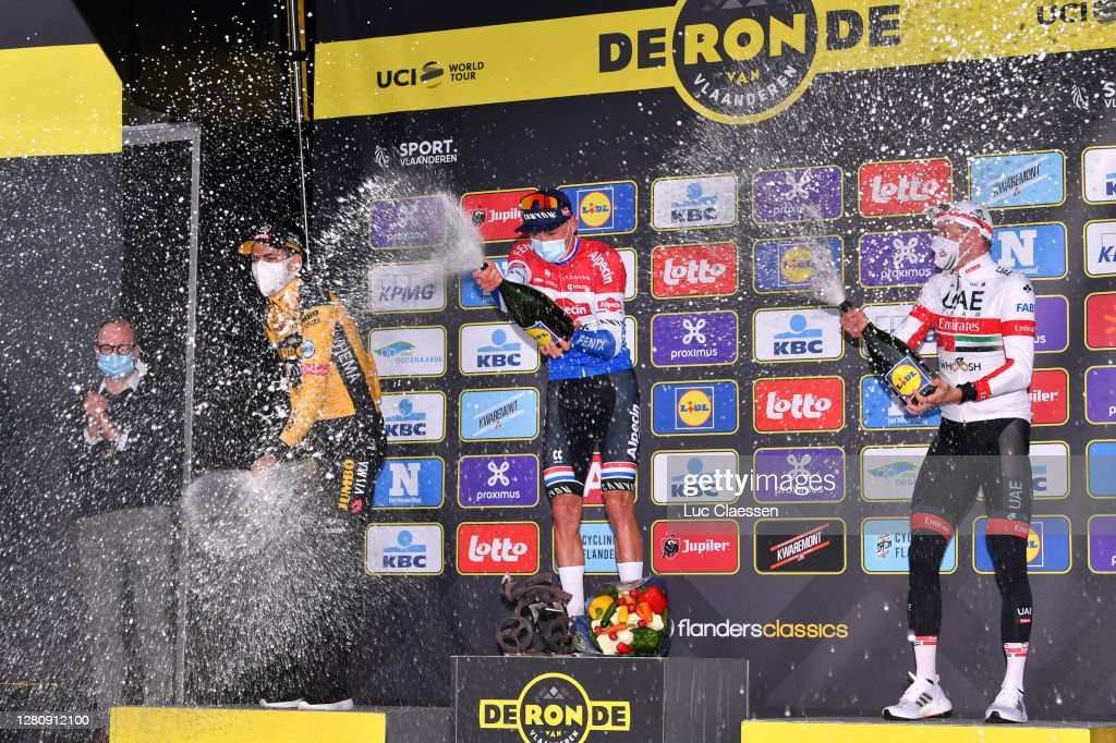 104th Tour of Flanders 2020 - Ronde van Vlaanderen - Men Elite : Foto di attualità