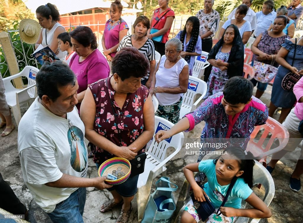 MEXICO-VIOLENCE-CRIME : ニュース写真