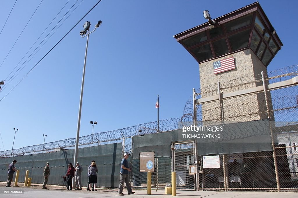 US-POLITICS-INTELLIGENCE-GUANTANAMO-TORTURE : News Photo