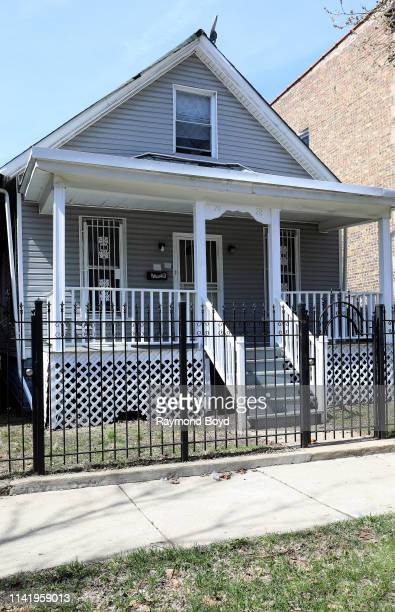 Poet and author Gwendolyn Brooks moved into this home in 1954 in Chicago Illinois on April 8 2019