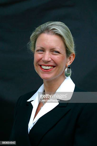 Poet and daughter of Ted Hughes and Sylvia Plath Frieda Hughes pictured at the Edinburgh International Book Festival where she discussed her latest...