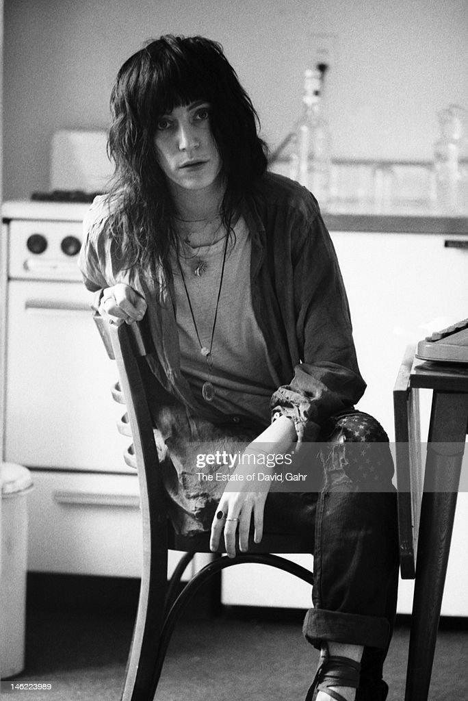 Patti Smith At The Chelsea  : News Photo