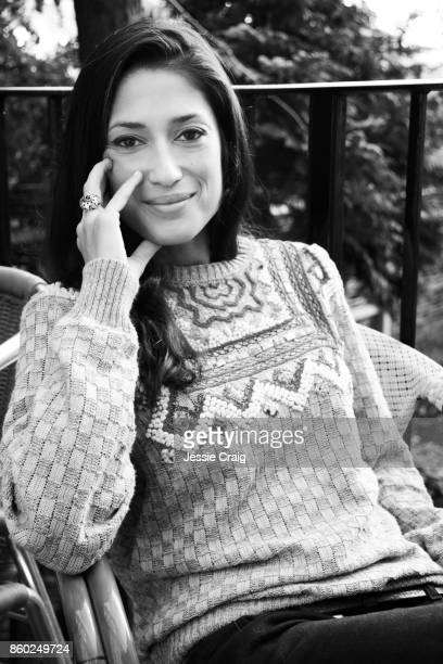 Poet and writer Fatima Bhutto is photographed on September 13 2013 in London England