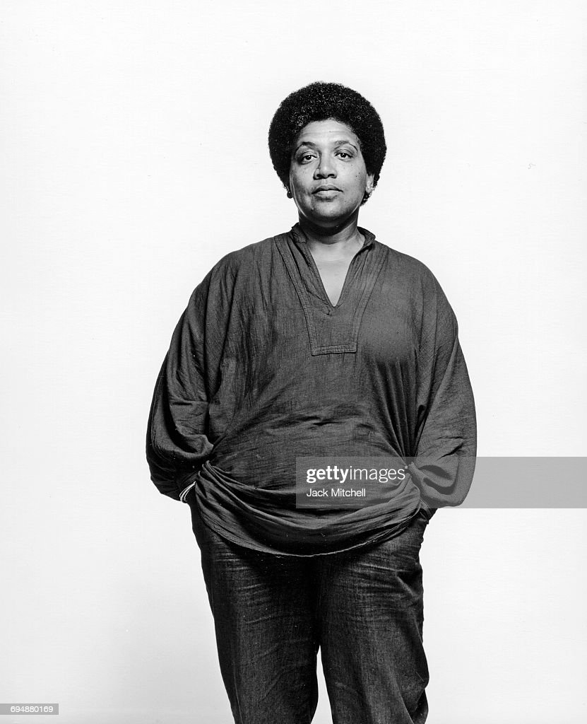Audre Lorde : News Photo