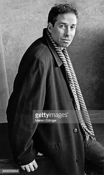 Poet James Lasdun