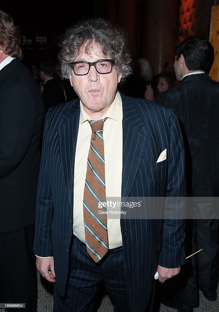 Poet Paul Muldoon attends the 2nd Annual Decades Ball at Capitale on June 3, 2013 in New York City.