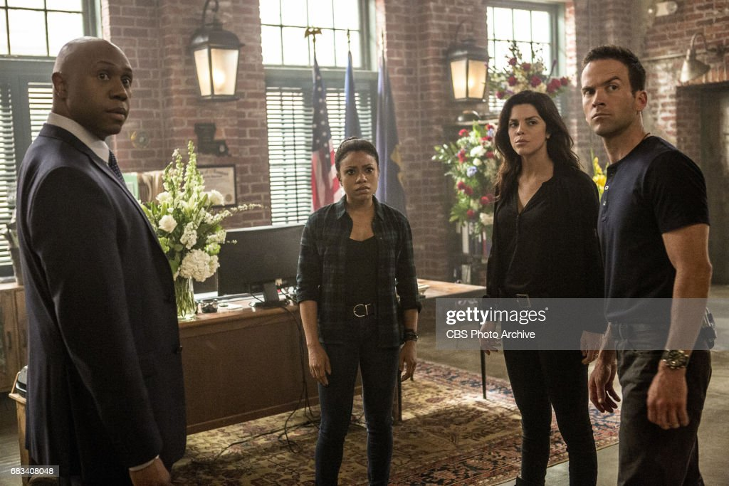 'Poetic Justice' -- Unable to trust anyone in New Orleans, the NCIS team calls in FBI Assistant Director Isler (Derek Webster) to help expose and stop the sinister scheme Mayor Hamilton (Steven Weber) has planned for the residents of Clearwater, on the third season finale of