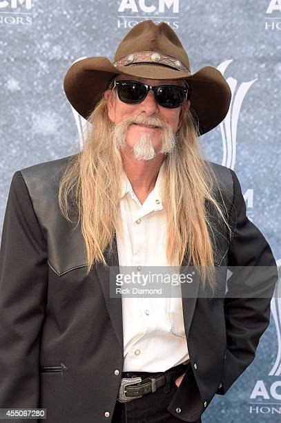 Poet's Award winner Dean Dillon attends the 8th Annual ACM Honors at Ryman Auditorium on September 9 2014 in Nashville Tennessee